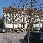 Le Compostelle Hotel, Vezelay