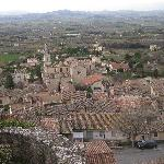  The village of Bonnieux