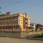 Photo de Hupin Hotel Nyaung Shwe