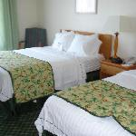 Fairfield Inn and Suites by Marriott Wheeling St Clairsville Foto