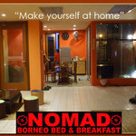 Nomad Borneo Bed & Breakfast resmi