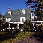 Hunger Mountain Inn in 2005