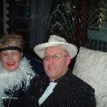 NEW YEAR AL CAPONE AND MOLL