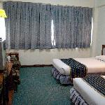  View of bedroom from entry area