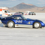 Bonneville Salt Flats