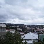 view to basin reserve (cricket)