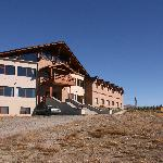  Beautiful hotel with view on lago argentino