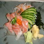  Madai sashimi