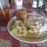 Hearty Southern Brunch - Delicious!