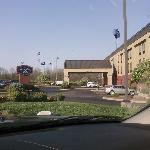 Hampton Inn Louisville I-65 @ Brooks Rd. resmi