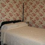  Bed in Lower Carriage House