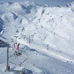 Cauterets Ski fields