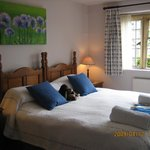 Snowshill Hill Estate - the double room