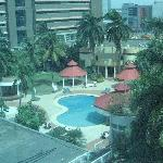 Capital Plaza Hotel Trinidad Foto