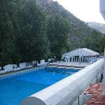 Photo de Balneario de Chulilla