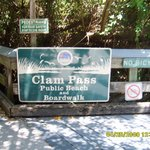 Clam Pass Recreation Area