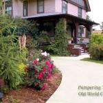 Foto de Cedar Rose Inn Bed and Breakfast