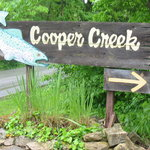  Entrance to Cooper Creek
