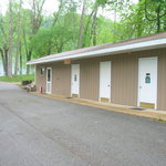  Restrooms with showers and laundra facility