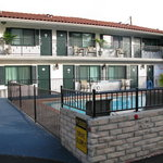 Blue Sands Motel Foto