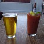 Beer &amp; Bloody Mary