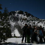 Full Moon Snowshoe Tour- Tamarack Lodge