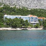 Grand Hotel from the Korcula Ferry