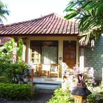 Bali Lovina Beach Cottages Foto