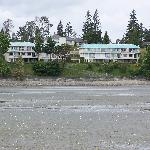 Resort from Beach