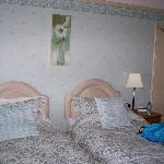 B&B twin room