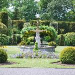 Brodsworth Formal Garden