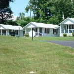 Foto van Grand View Motel and Cottages