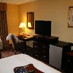 Φωτογραφία: Hampton Inn Bennington