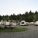 Sounds of the Sea RV Park - non-view RV sites