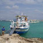 Boat trip to Formentera - do not go with this boat!!