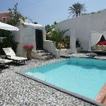 Photo de Villas and Mansions of Santorini