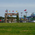 Entrance to Jungle Jims in Rehoboth Beach
