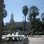 The White City-Plaza de Armas
