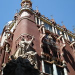 Palace of Catalan Music (Palau de la Musica Catalana)
