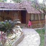  traditional cottages yet comfortable stay at the farm house