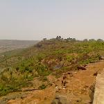 view from hanuman point at jawhar