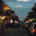 Our first evening in New Orleans...