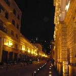  &quot;Downtown of Quito at night&quot;