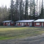 Foto van Bowron Lake Lodge and Resorts
