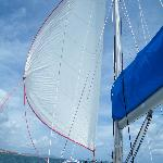  Under Sail to Buck Island