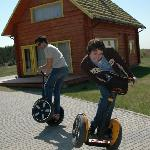 Segway in Aerodream