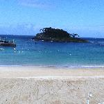  Isuntza Beach and Island from 203