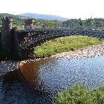 craigellachie bridge over spey river