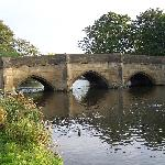 Beautiful Roman Bridge