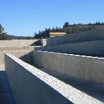 Crissey Field State park - acres of concrete!